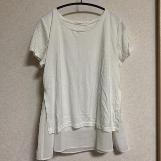 アンレリッシュ(UNRELISH)のTシャツ カットソー 美品 トップス (Tシャツ(半袖/袖なし))