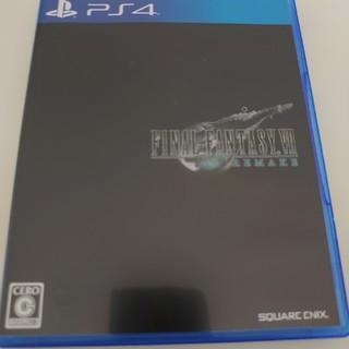スクウェアエニックス(SQUARE ENIX)のファイナルファンタジーVII リメイク PS4 FF7(家庭用ゲームソフト)