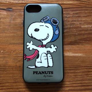 ピーナッツ(PEANUTS)のiPhone8スマホケース スヌーピー PEANUTS(iPhoneケース)