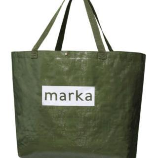 マーカ(marka)のマーカ 付録 レジャーバッグ(エコバッグ)