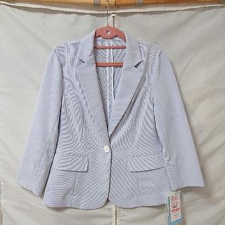 シマムラ(しまむら)のしまむら 春夏ジャケット 9号 新品(テーラードジャケット)