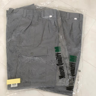 ミドリアンゼン(ミドリ安全)の新品‼️帯電防止 作業ズボン2枚セット(ワークパンツ/カーゴパンツ)