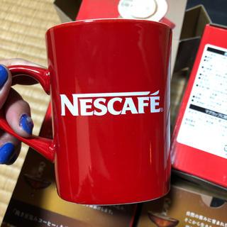 ネスレ(Nestle)のネスカフェ 赤マグ 6個(マグカップ)