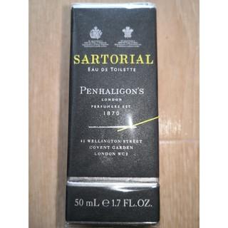 ペンハリガン(Penhaligon's)の高級香水 イギリス製 ペンハリガン サルトリアル 未開封 オーデトワレ (香水(男性用))