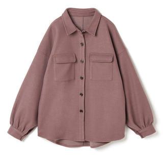 GRL - ボリュームスリーブシャツジャケット