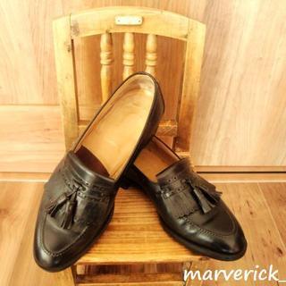 チャーチ(Church's)のチヨダ製靴 Johnston&Murphy キルトタッセルローファー革底26㎝(ドレス/ビジネス)