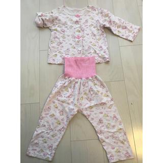 しまむら - 女の子 綿パジャマ 100