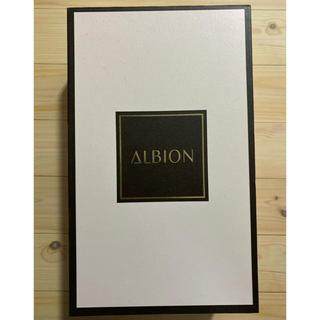 アルビオン(ALBION)の【新品未使用限定品 】2017年度アルビオンクラブ記念品(ヘアケア)