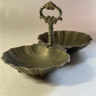イギリス アンティーク 貝殻 アクセサリー入れ 人魚姫(小物入れ)