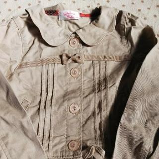 シャーリーテンプル(Shirley Temple)のシャーリーテンプル ジャケット 120cm(ジャケット/上着)