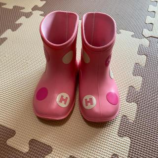 ハッカキッズ(hakka kids)の長靴 レインブーツ 子供靴 13cm(長靴/レインシューズ)