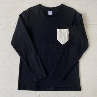 アールニューボールド(R.NEWBOLD)のR.NEW BOLD アールニューボールド ロンT 長袖 黒(Tシャツ/カットソー(七分/長袖))