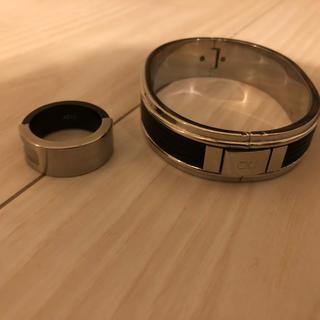 カルバンクライン(Calvin Klein)のカルバン・クライン ブレスレットor指輪(ブレスレット)