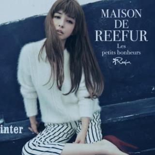 メゾンドリーファー(Maison de Reefur)のMaison de reefur ワンピース(ひざ丈ワンピース)
