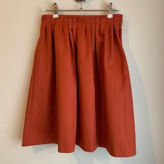 エストネーション(ESTNATION)のフレアスカート 新品(ひざ丈スカート)