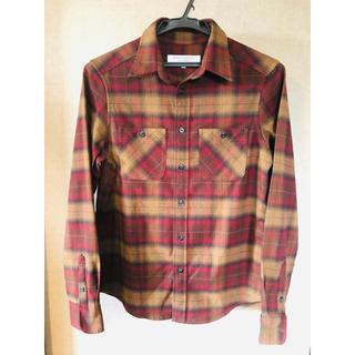 ビューティアンドユースユナイテッドアローズ(BEAUTY&YOUTH UNITED ARROWS)のUNITEDARROWSBEAUTY & YOUTH チェックシャツ(シャツ)