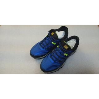 ホーキンス(HAWKINS)のホーキンス アウトドアシューズ 42(26.5-27cm) BLUE(その他)
