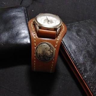 ケイシイズ(KC,s)のケイシーズ革腕時計(腕時計(アナログ))