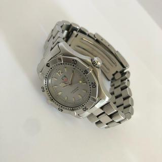 タグホイヤー(TAG Heuer)の美品 TAG HEUER  TK1312 タグホイヤー(腕時計(アナログ))