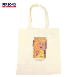 パーソンズ(PERSON'S)のパーソンズ PERSON'S トートバッグ キャンバス エコバッグ レディース(トートバッグ)