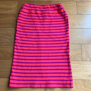 エフオーキッズ(F.O.KIDS)のFO エフオーキッズ ボーダースカート 130cm(スカート)