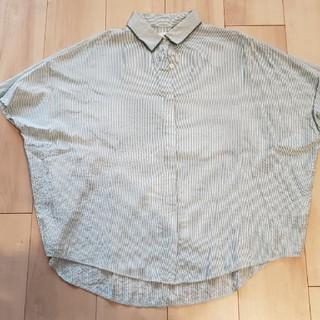 オキラク(OKIRAKU)のOKIRAKU 半袖シャツ(シャツ/ブラウス(半袖/袖なし))
