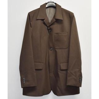 Jieda - DAIRIKUOpen Collar Tailored Jacket