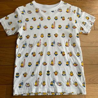 ユニクロ(UNIQLO)のUNIQLOユニクロUT ミニオンTシャツ 140cm(Tシャツ/カットソー)