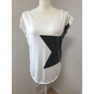 ジーナシス(JEANASIS)のJEANASISジーナシス星Tシャツ(Tシャツ(半袖/袖なし))