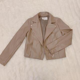 プロポーションボディドレッシング(PROPORTION BODY DRESSING)のライダースジャケット(ライダースジャケット)