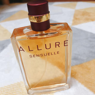 シャネル(CHANEL)のCHANEL ALLURE SENSUELLE(100ml)(香水(女性用))