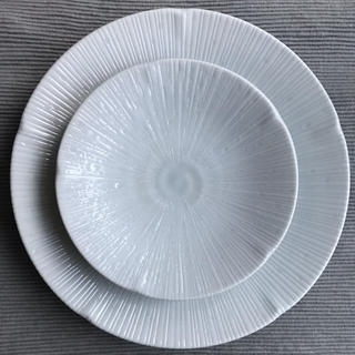 アクタス(ACTUS)の有古窯 お皿大1枚、小3枚 計4枚(食器)