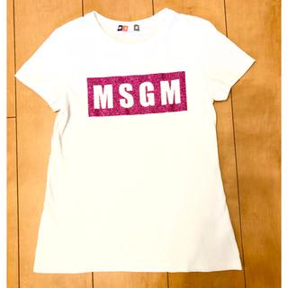 MSGMキッズ Tシャツ