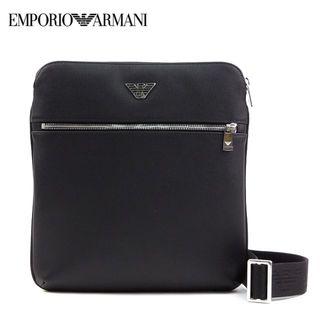 Emporio Armani - エンポリオアルマーニ ショルダーバッグ ボディーバッグ ブラック 黒 ブラック