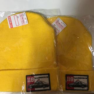 シマムラ(しまむら)のトミカニット帽 二個セット(帽子)