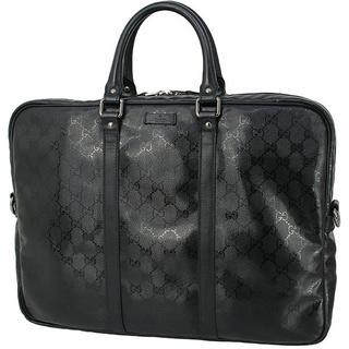 グッチ(Gucci)の155618 グッチ ブリーフケース GG インプリメ ビジネスバッグ メンズ(ビジネスバッグ)