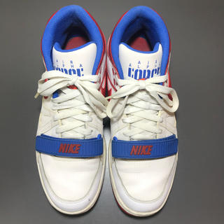 ナイキ(NIKE)のNIKE AIR ALPHA FORCE II 27.5cm(スニーカー)