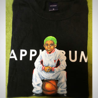 アップルバム(APPLEBUM)のアップルバム WORM BOY Tシャツ(Tシャツ/カットソー(七分/長袖))