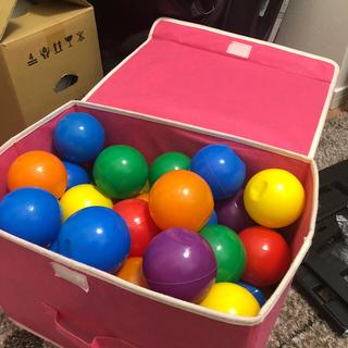カラーボール100個セット(ボール)