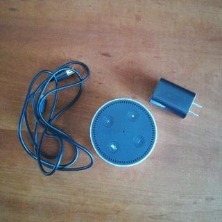 エコー(ECHO)のアマゾン ECHO DOT 第2世代(スピーカー)
