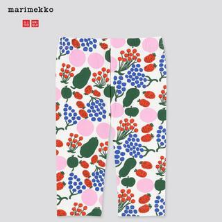 マリメッコ(marimekko)の即発送可能! レギンス マリメッコ UNIQLOコラボ 海外限定 (パンツ/スパッツ)