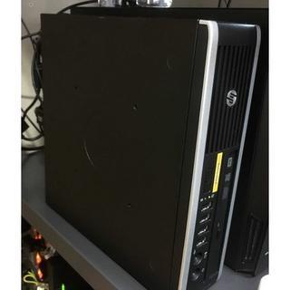 コンパックエリート8300US Corei7  8GBへ増設済み(デスクトップ型PC)