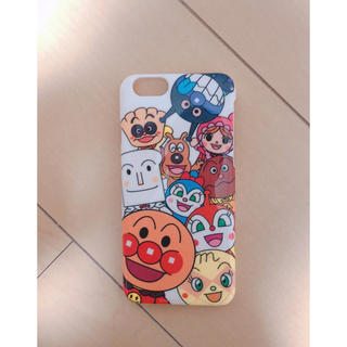 アンパンマン(アンパンマン)の【アンパンマン】iPhone6/6S  スマホケース(iPhoneケース)