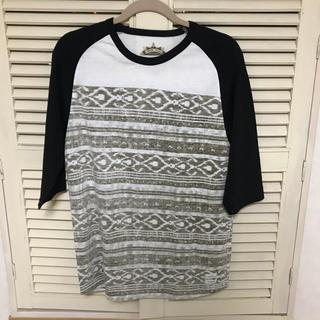 ラスティ(RUSTY)の1129ヤマ様専用 RUSTY Tシャツ メンズ Lサイズ ラスティ(Tシャツ/カットソー(半袖/袖なし))