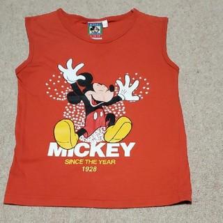 ディズニー(Disney)のミッキー タンクトップ 130(その他)