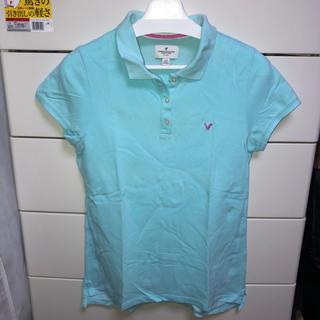 アメリカンイーグル(American Eagle)のアメリカンイーグル レディース ポロシャツ(ポロシャツ)