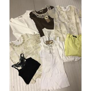 ◆新品保管品◆韓国服21点set◆送料込み(セット/コーデ)