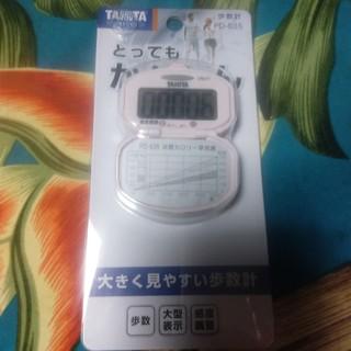 TANITA - タニタ(TANITA) 歩数計 ピンク