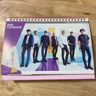 ボウダンショウネンダン(防弾少年団(BTS))のBTSカレンダー(カレンダー)