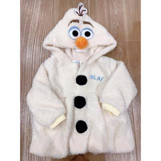 ディズニー(Disney)のオラフ 着ぐるみ アナと雪の女王(ジャケット/コート)